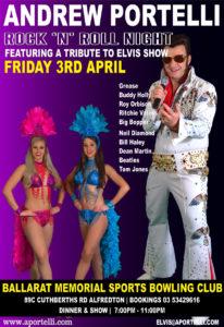 Rock N Roll, Elvis Show, Vegas Dancers