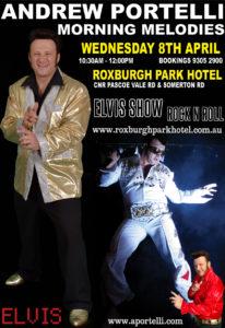 Elvis Entertainer Australia